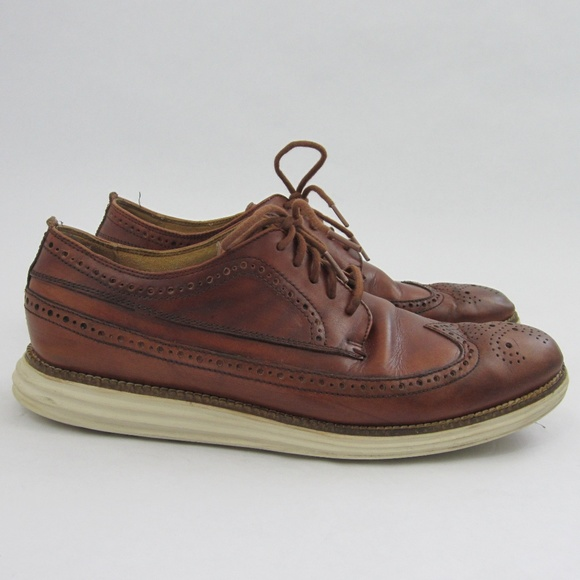 172c883780e Cole Haan Other - Cole Haan Original Grand Wingtip Leather Sneakers